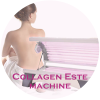 Collagen east machine